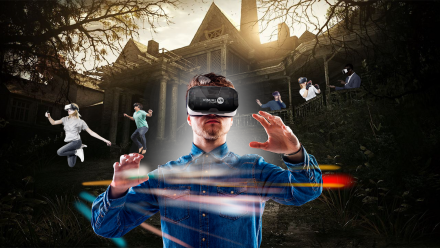 VR är hörlurar för dina ögon
