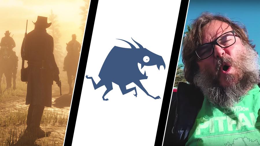 Spelindustrins värde, ny konsol utlovas – och Jack Black startar gamingkanal