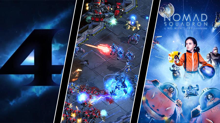 Metroid Prime 4 byter utvecklare, AI spöar Starcraft 2-proffs – och femåring i No Man's Sky-film