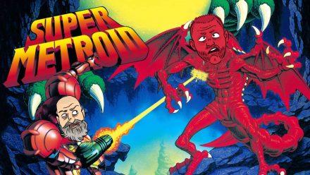 Jesper spelar Super Metroid, Återkomsten