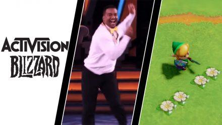 Activision Blizzard sparkar 800, Carlton-dansen inte skyddad – och det bästa från Nintendo Direct