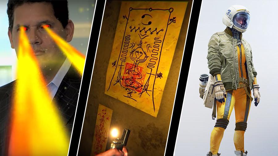 Reggie lämnar Nintendo, kinesisk recensionsbomb – och Söderlunds nya projekt