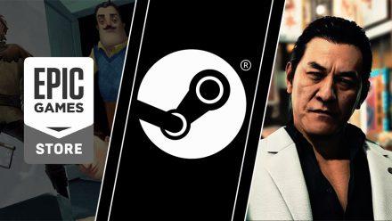 Epic tar data från Steam, Valve kämpar mot recensionsbombning – och Judgment i fara