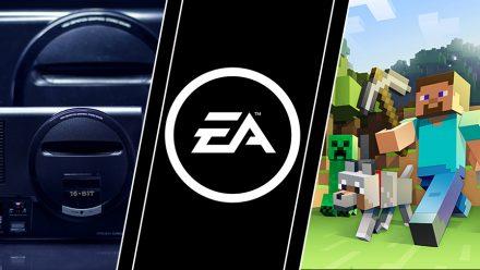 Mega Drive Mini i september, EA sparkar 350 – och Notchs namn borta ur Minecraft