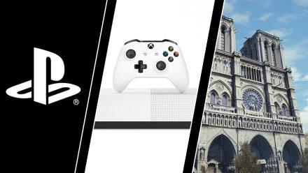 Så blir nästa Playstation, Xbox utan skivläsare – och gratis Assassin's Creed efter Notre-Dame-brand