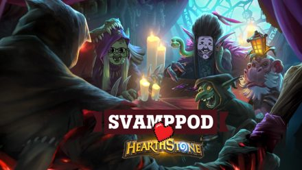 Svamppod Hjärta Hearthstone: Rise of Shadows