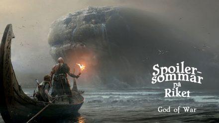 Spoilersommar: God of War