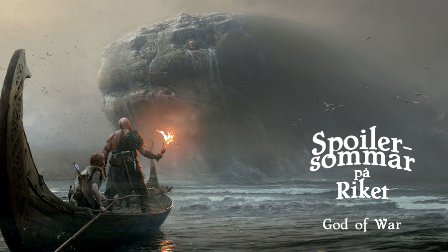 Spoilersommar: God of War