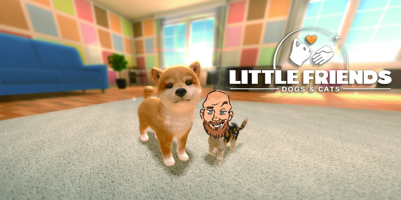 Little Friends Dogs And Cats (Switch)