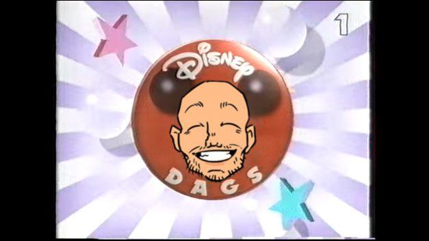 Disneydags med Tobbe