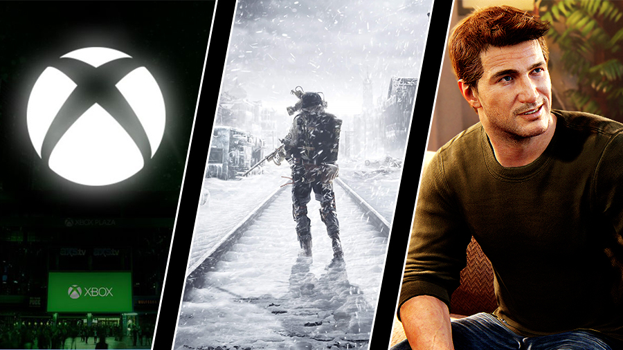 Nästa Xbox släpps 2020, Metro inte längre Epic-exklusivt – och Uncharted-film får premiärdatum