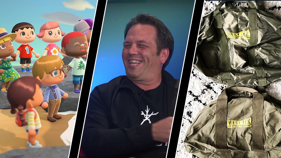 Försenat Animal Crossing, Scarlett inte sista Xbox – och Fallout-tygväskor äntligen framme