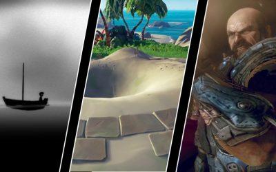 Epic Games ger bort spel, mystiskt hål i Sea of Thieves – och slutrökt i Gears 5
