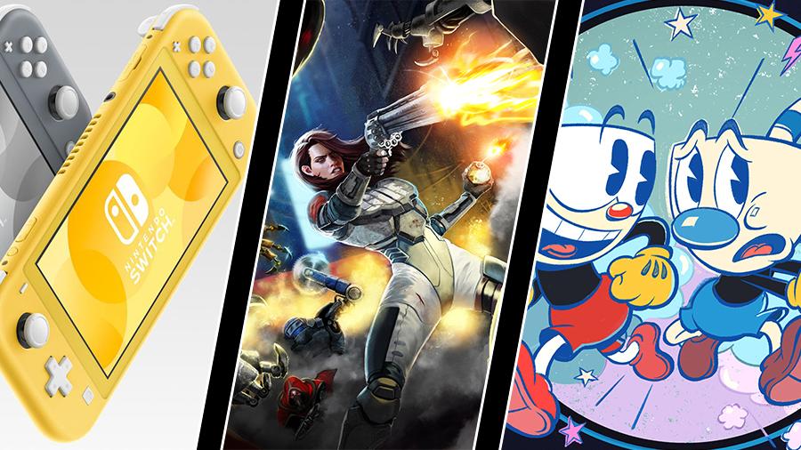Ny Nintendo Switch, Ion Maiden tvingas byta namn – och Cuphead blir tv-serie