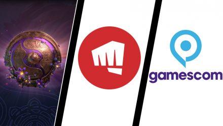 The International till Sverige, Riot förlikar i trakasseri-mål – och best of Gamescom