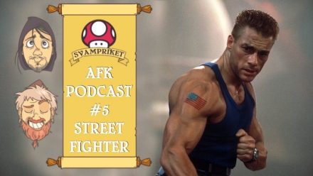 Adelns filmklubb #5 – Street Fighter