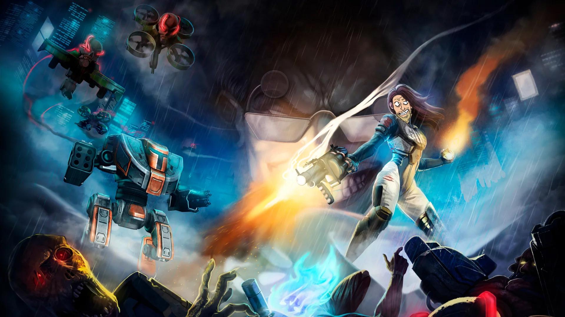 Ion Fury – ett bra spel med dåliga utvecklare
