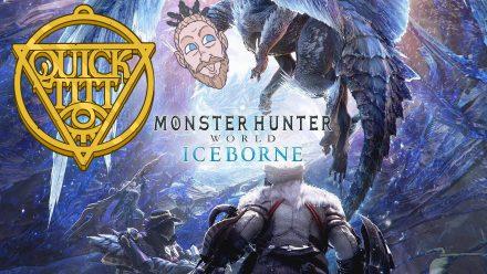 Älgjakten är igång i Monster Hunter World: Iceborne (PS4)