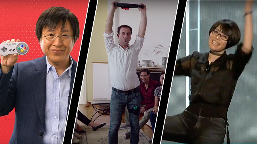SNES på Switch, Nintendos fitness-pryl – och Ghostwire-regissör lämnar