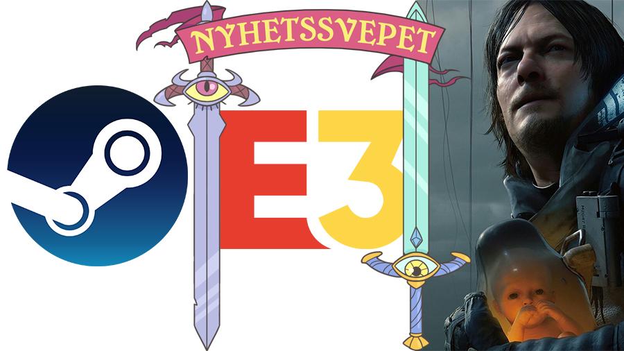 Frankrike: Digitala spel ska få säljas vidare, E3 kan bli influencer-festival – och Death Stranding en metafor för Trump