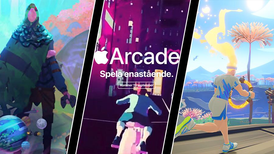 Svenska spelbranschen växer, nu släpps Apple Arcade – och Nintendos märkliga träningspryl, igen