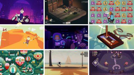 9 grymma Apple Arcade-spel