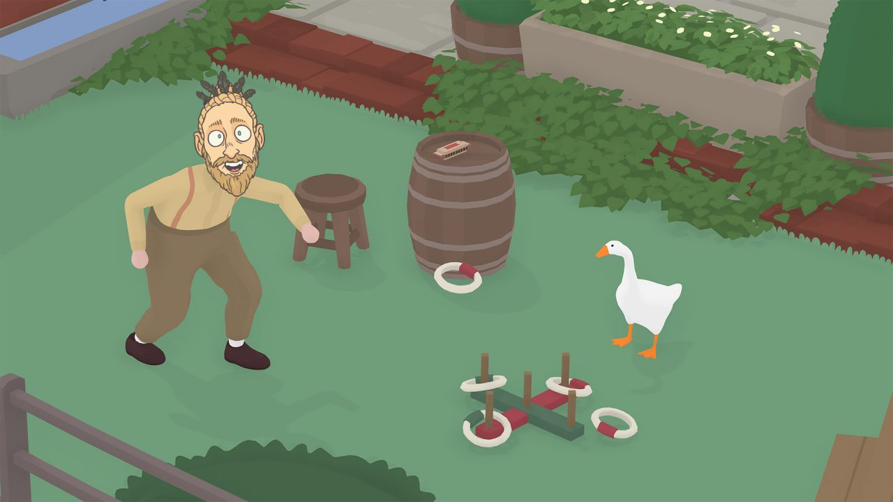 Untitled Goose Game (PC)