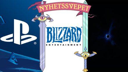 """Nya detaljer om Playstation 5, Blizzard om Hong Kong-uttalande – och Fortnite """"tog slut"""""""