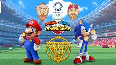 Mario & Sonic at the Olympic games 2020