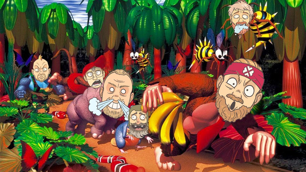 Donkey Kong Country – Lördag 11:00