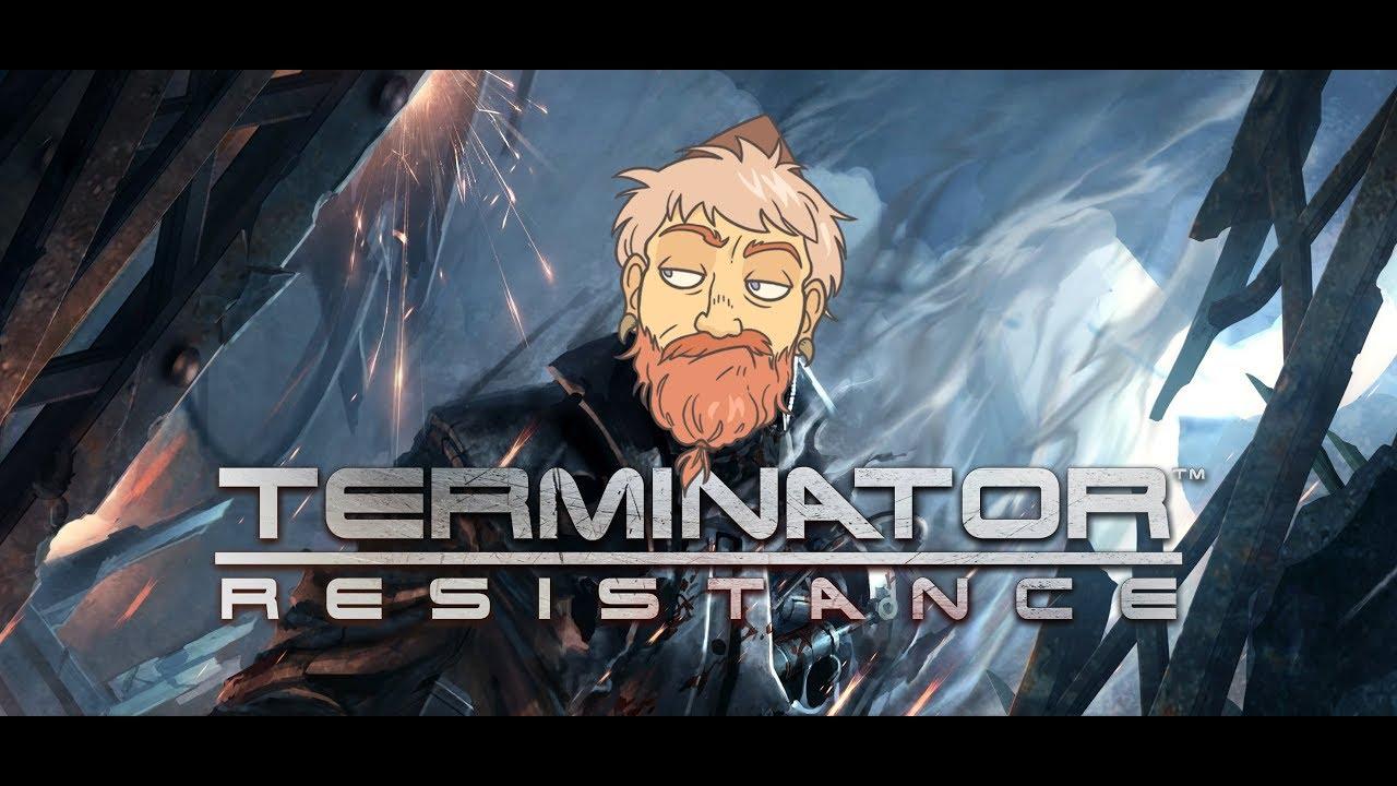 Terminator Resistence (PS4)