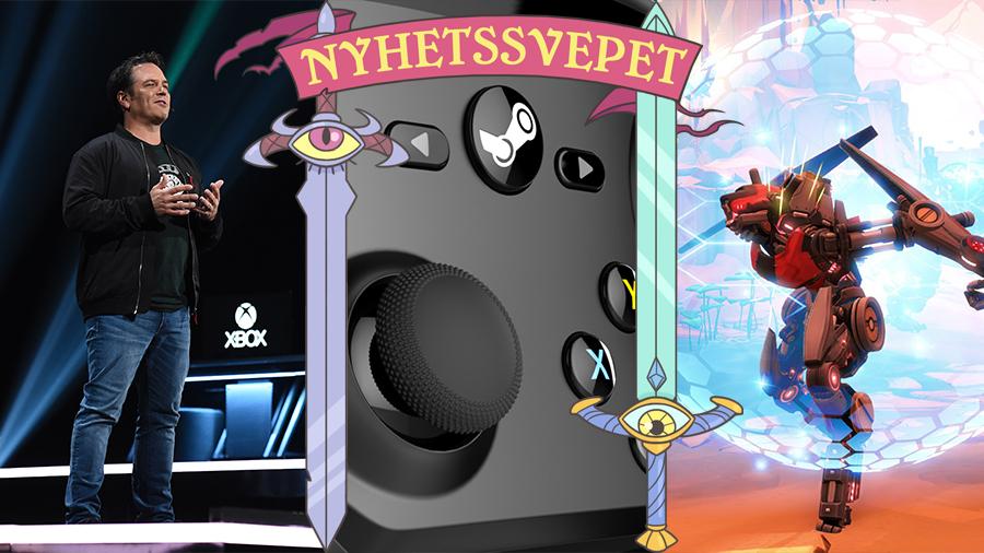 VR inget fokus för Xbox, inga fler Steam Controllers – och inget mer Battleborn
