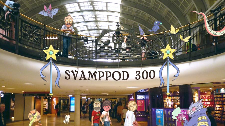 Info: Svamppod 300
