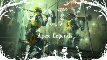 GOTY 2019 #7: Apex Legends