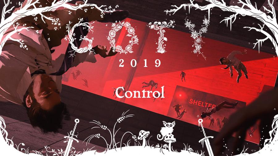 GOTY 2019 #5: Control