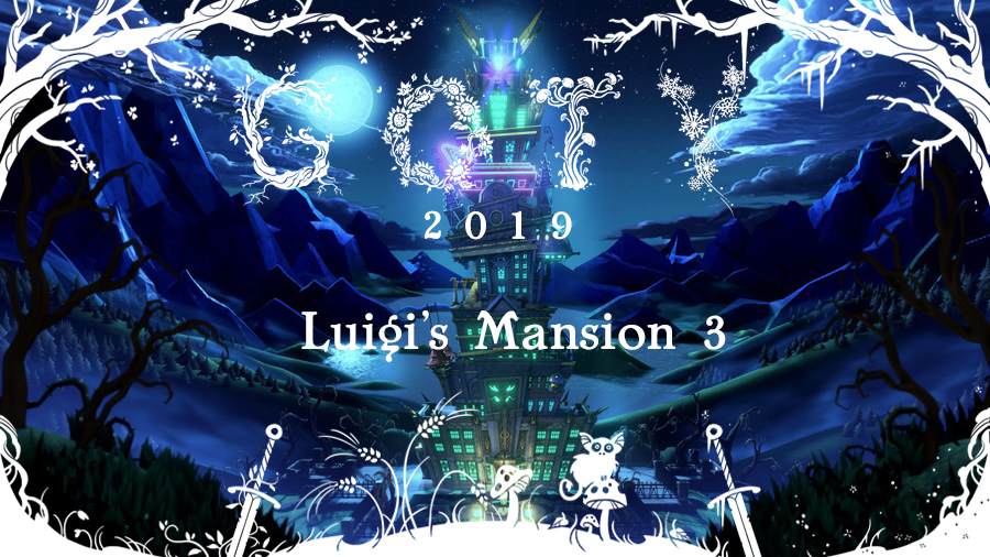 GOTY 2019 #2: Luigis Mansion 3