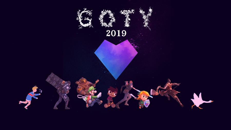 GOTY 2019 – nu slopar vi käbblet!