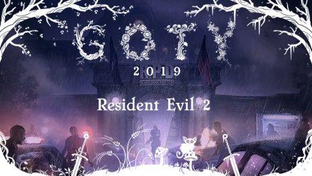 GOTY 2019 #6: Resident Evil 2