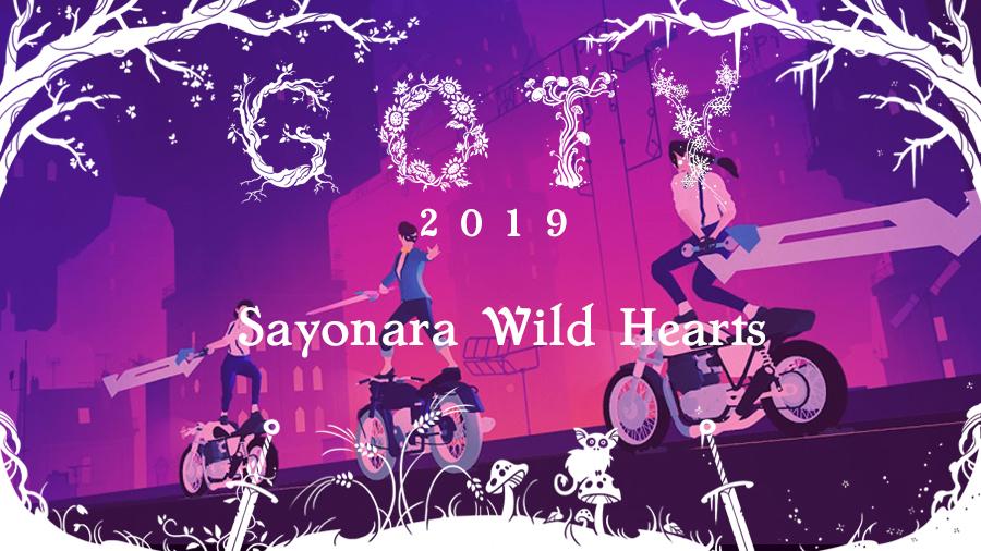 GOTY 2019 #10: Sayonara Wild Hearts