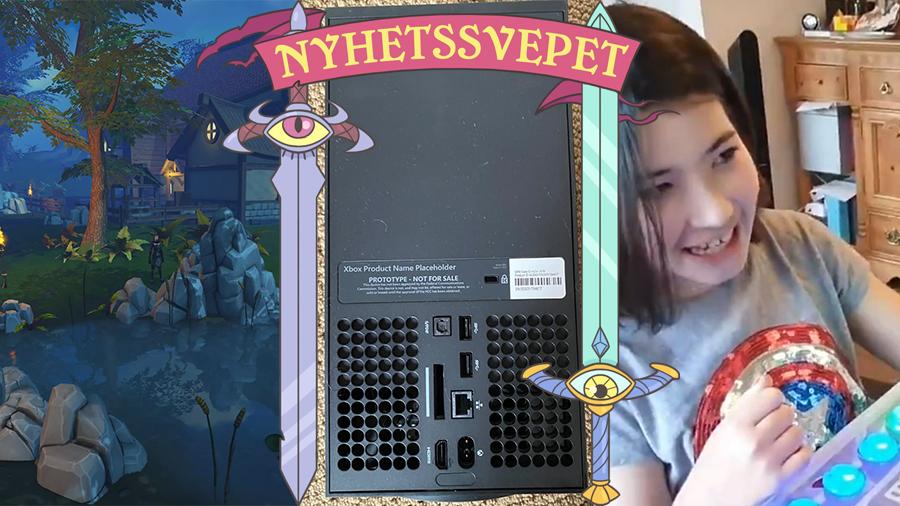 Yttrandefrihet i spel, Xbox Series X-portar – pappa fixade specialkontroll åt dottern
