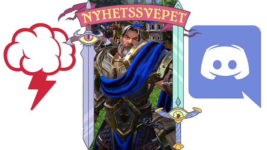 Nintendo-utgivaren Bergsala i ny koncern, Warcraft 3-remaster sågas – och P1 Dokumentär om toxic spelcommunitys