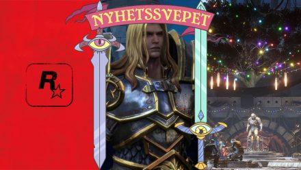 Dan Houser lämnar Rockstar, pengarna tillbaka för Warcraft 3: Reforged – och julbelysning i februari i Anthem
