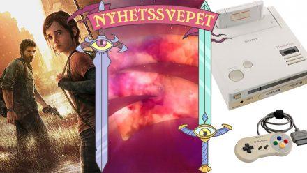 """The Last of Us blir tv-serie, ny Stadia-studio får veteran-chef – och han köpte """"Nintendo Playstation"""""""