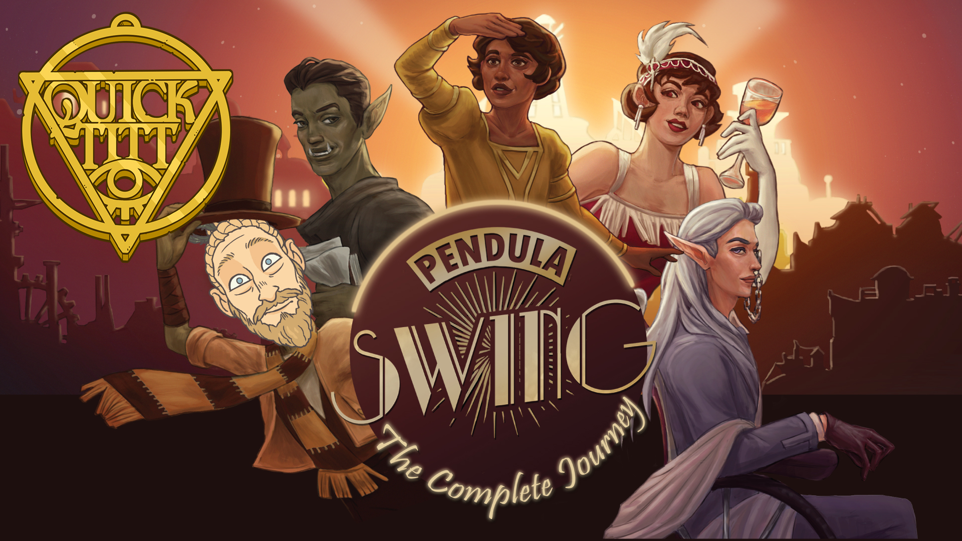 Pendula Swing: The Complete Journey (PC)