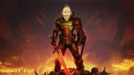 Doom Eternal är för mycket Doom