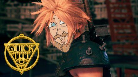 En värld full av liv i Final Fantasy 7 Remake