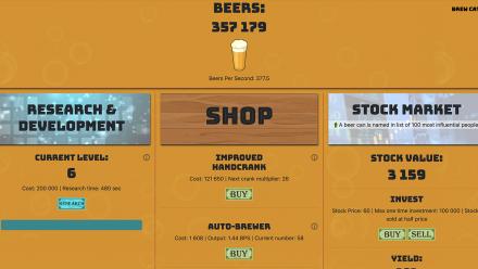 Beer Clicker version 1.5