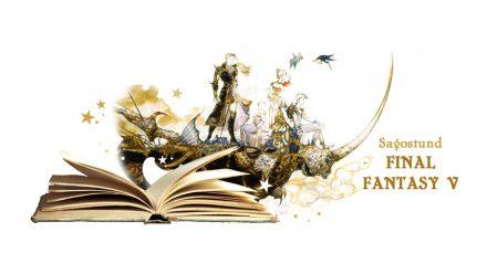 Sagostund: Final Fantasy V