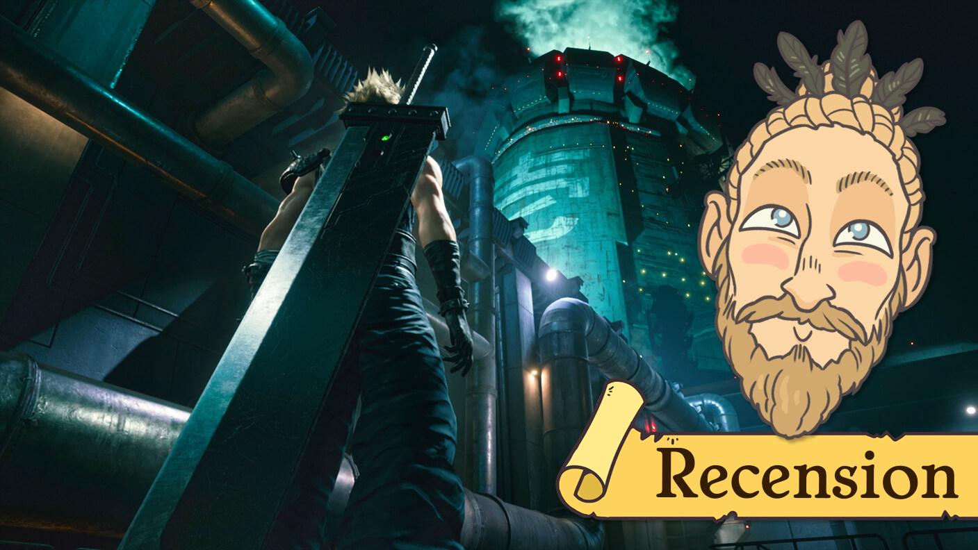 Final Fantasy 7 Remake väcker mina varmaste barndomsminnen till liv