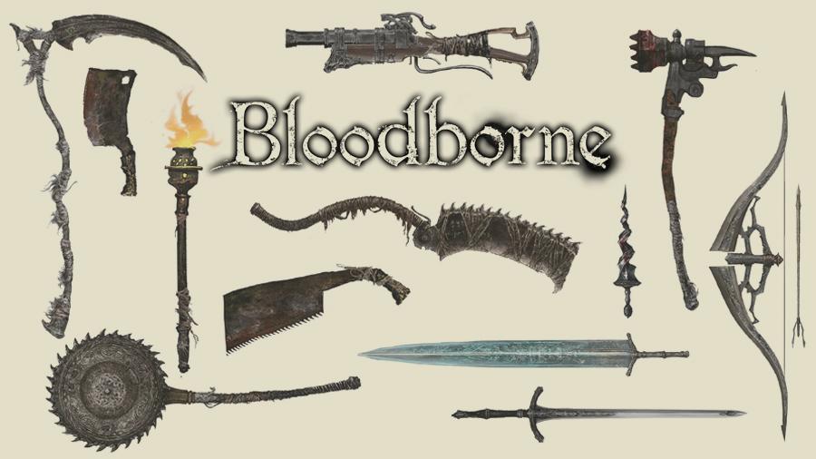 Svamppod hjärta Bloodborne